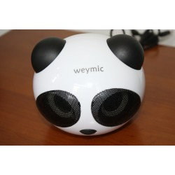 weymic oortable vibration speakers