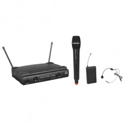 VHF wireless headset microphone system microphone manufacturers